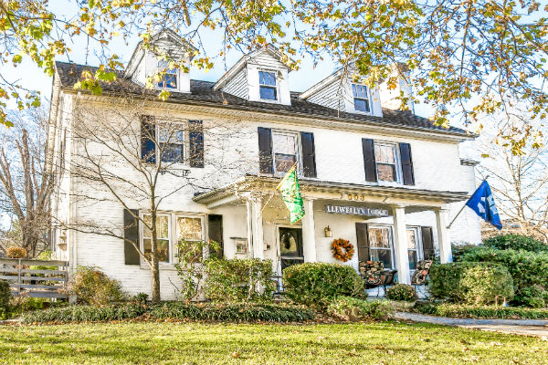 Bed And Breakfast Shenandoah River