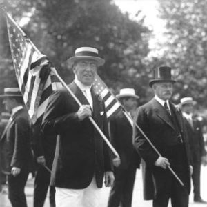 woodrow-wilson-flag-day